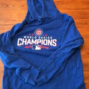 Cubs World Series Edition Hoodie